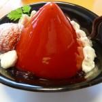 富山市スウィート ファクトリーの生クリームは果糖で作られてるんですって!