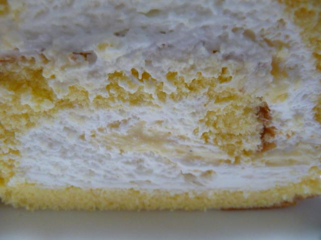 ウキパパのシュークリーム