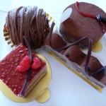 パティスリージラフのケーキで誕生日♪