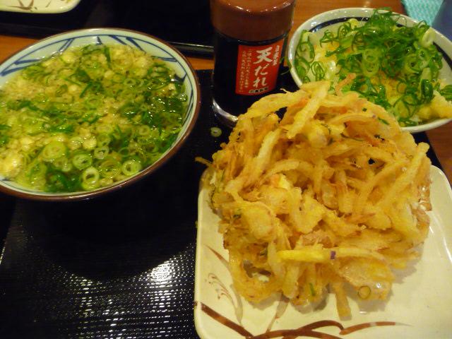 丸亀製麺 富山