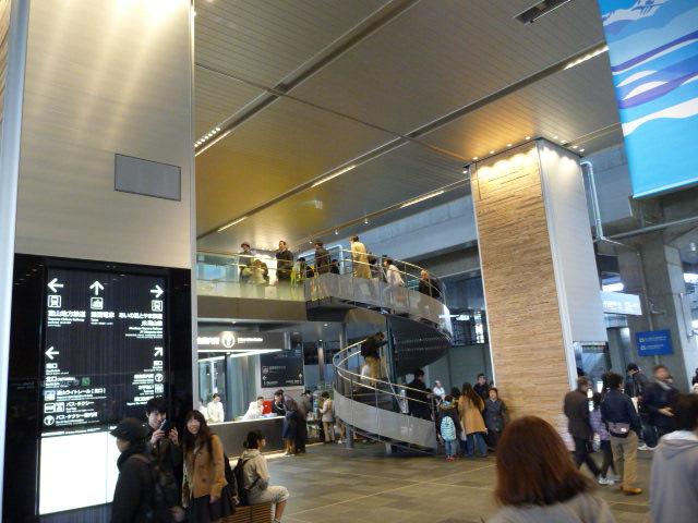 新JR富山駅