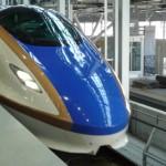 JR富山駅に北陸新幹線を見に行こう!