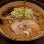 麺屋つくしの味噌ラーメン!富山で一番?