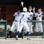 高校野球 片山学園夏初勝利!しかもコールド勝ち!
