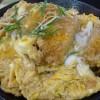 射水 不二屋のカツ丼はコスパ良し!つゆも美味くて満足大!