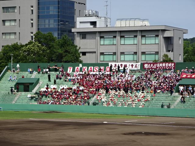 高校野球 富山県大会2016 準々決勝 富山商VS高岡商!