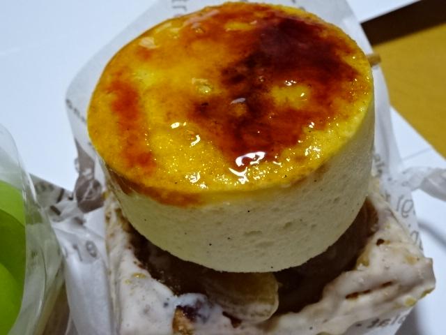 アンファミーユ ケーキ