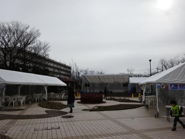 滑川駅前中央公園
