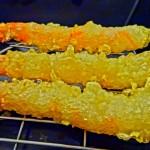 富山 天ぷら 七福は揚げたてで美味い!塩辛も美味い!
