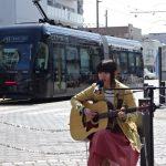 富山の歌姫 MANOちゃんライブ6回目!大手を彩るファニーなひとときコンサート!
