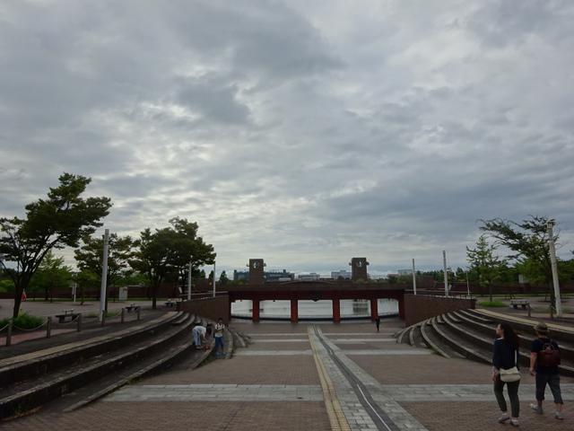 環水公園夏祭り