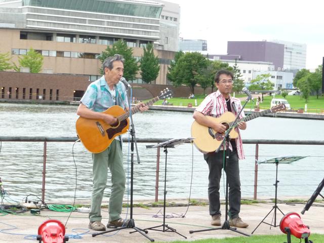 環水公園夏祭り2017