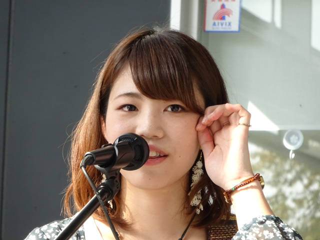 富山の歌姫 沙耶