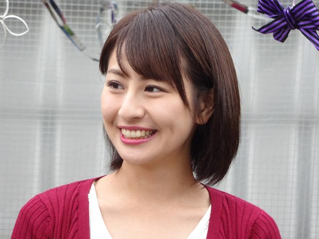 岡部里香アナ