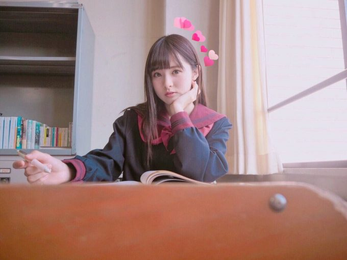 女子高生ミスコン みゆんちゃん