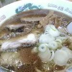 樹亭のチャーシュー麵はトロトロ!モツ煮と豚串も美味いぞ!