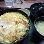 朝乃山優勝祈願!味処丸忠の天丼はトロトロで美味しいぞ!