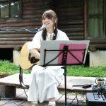 紗耶ちゃんMEWSHIPライブ!歌声が山と私の心に響き渡りました!