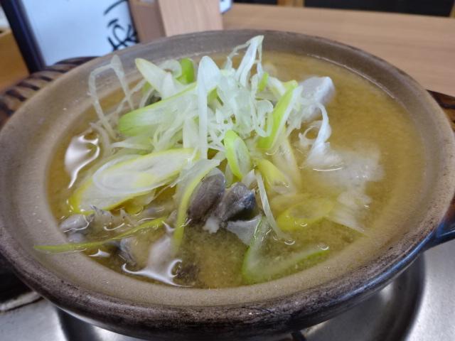 土鍋の漁師汁
