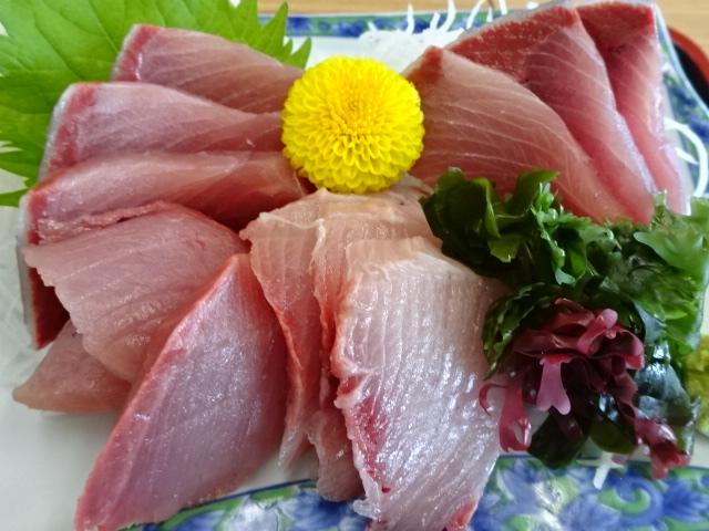 氷見魚市場食堂 寒ぶり定食