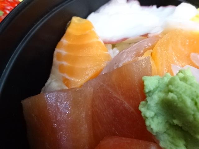 射水市 海鮮丼