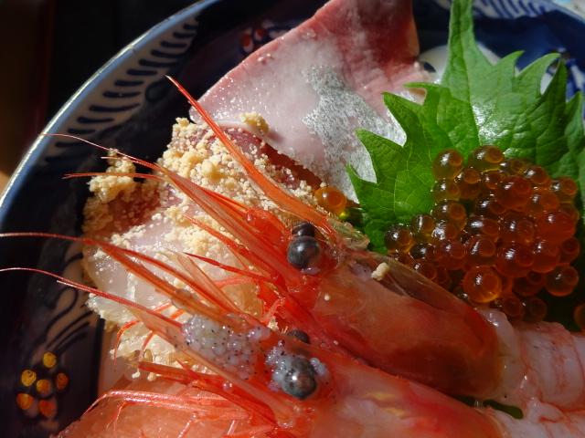 まるなん 海鮮丼