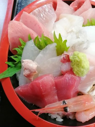 海鮮処くるみ 海鮮丼