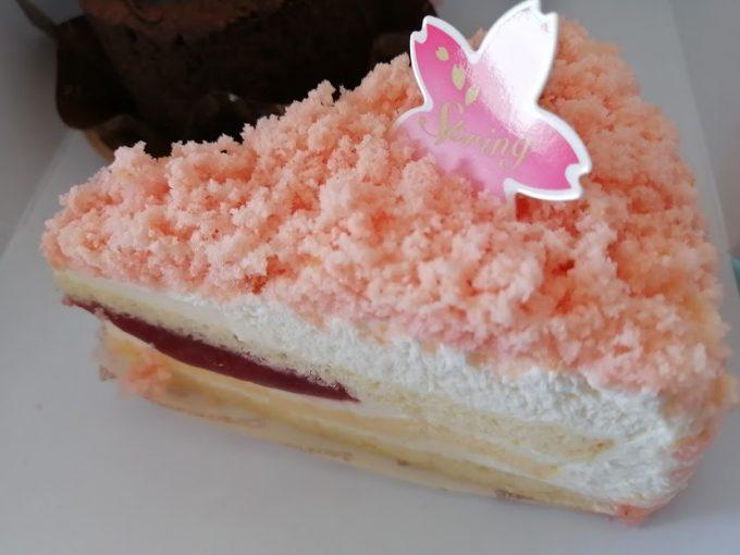 ふわふわフロマージュ春の桜