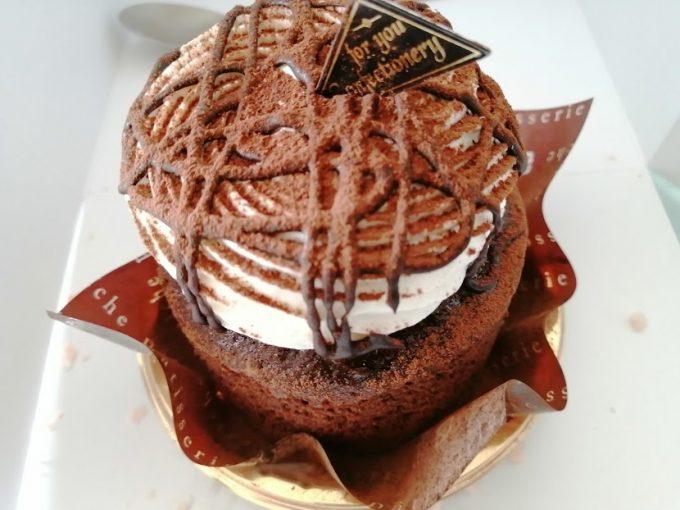 シャトレーゼ プレミアムショコラケーキ