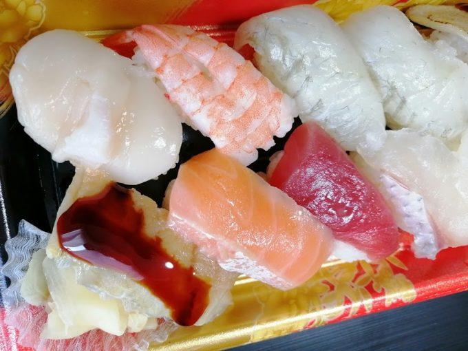はま寿司でドライブスルーテイクアウト