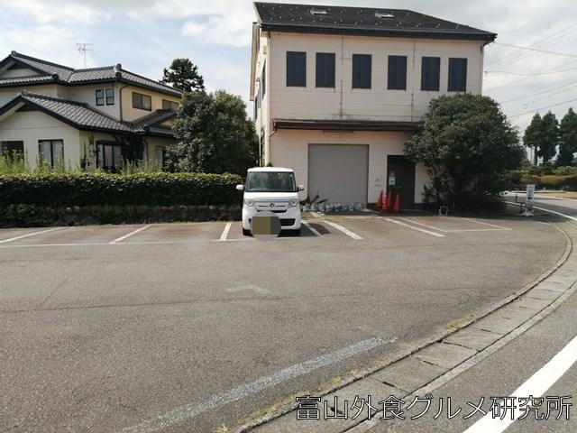 胡風居 駐車場