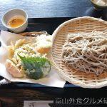 砺波市 増山城 蔵番そば 十割そばって美味しいの?グルめぐり2020!
