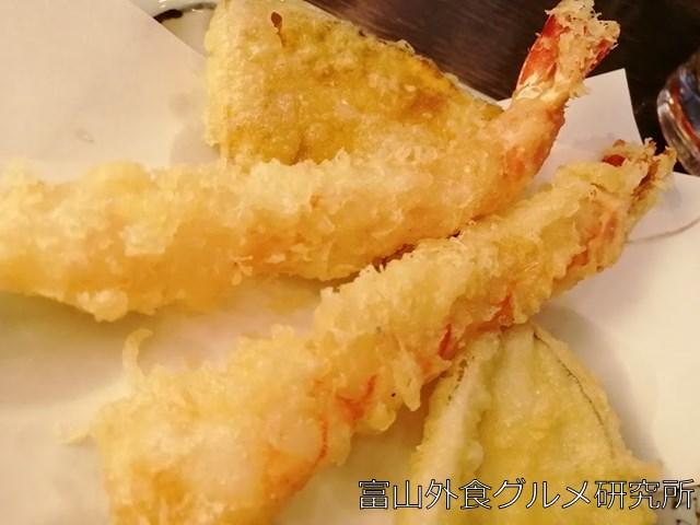 おあじ布瀬店 ランチ 天ぷら定食