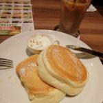 goto eat キャンペーンで初めて高倉町珈琲 富山黒瀬店に行ってきた!モーニングパンケーキふんわりふわふわ!