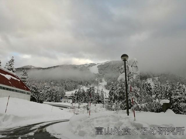 立山国際ホテル 温泉