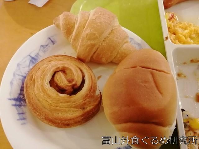 立山国際ホテル 朝食