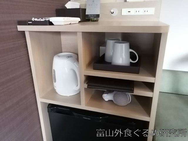 スーパーホテル富山射水 部屋