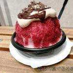富山かき氷で一番おしゃれ?グラグラの生チョコベリー氷はまるでケーキ!
